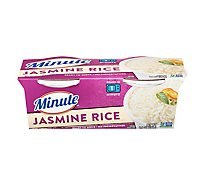 Minute Ready to Serve! Rice Microwaveable Jasmine Cup - 8.8 Oz