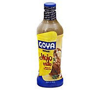 Goya Marinade Mojo Criollo Bottle - 24.5 Fl. Oz.
