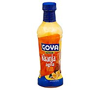 Goya Marinade Bitter Orange Bottle - 24.5 Fl. Oz.