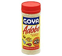 Goya Seasoning All Purpose Adobo With Pepper Jar - 16.5 Oz