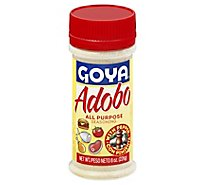 Goya Seasoning All Purpose Adobo With Pepper Jar - 8 Oz