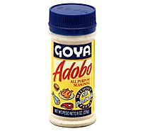 Goya Seasoning All Purpose Adobo Without Pepper Jar - 8 Oz