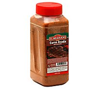 El Mexicano Seasoning Beef Carne Asada Bottle - 28 Oz