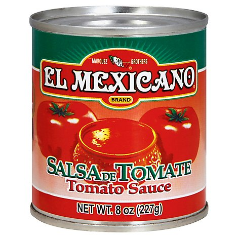 El Mexicano Tomato Sauce Can - 8 Oz