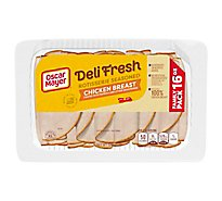 Oscar Mayer Deli Fresh Chicken Breast Rotisserie Seasoned Family Size - 16 Oz