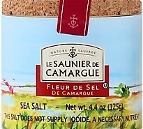 Le Saunier De Camargue Sea Salt - 4.4 Oz