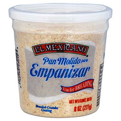 El Mexicano Pan Molido Bread Crumbs Bag - 8 Oz