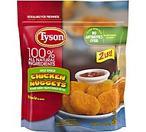 Tyson Chicken Nuggets Breaded - 32 Oz