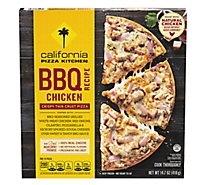 California Pizza Kitchen Pizza Crispy Thin Crust BBQ Recipe Chicken Frozen - 14.7 Oz