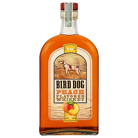 Bird Dog Whiskey Peach 80 Proof - 750 Ml