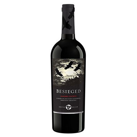 Ravenswood Wine Red Sonoma County Besieged Red Blend - 750 Ml
