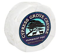 Cypress Grove Chevre Humbolt Fog Grande Wheel Cheese 0.50 LB