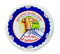Fromage D Affinois Cheese Wheel 0.50 LB