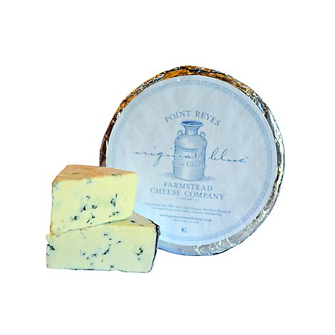 Point Reyes Blue Cheese Wheel Original 0.50 LB
