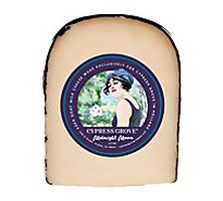 Cypress Grove Midnight Moon Cheese Wheel 0.50 LB