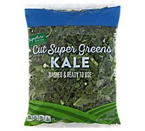 Signature Farms Kale Cut Super Greens - 10 Oz