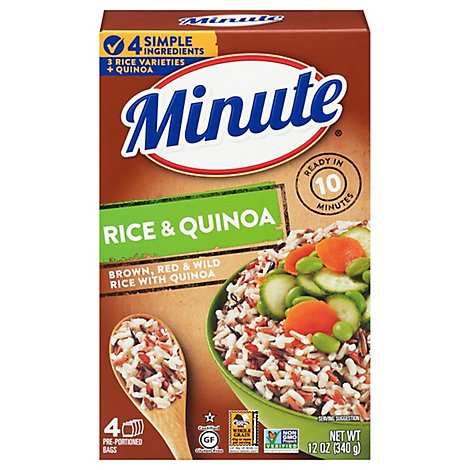 Minute Multi-Grain Medley - 4-3 Oz