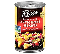 Reese Artichoke Hearts Quartered - 14 Oz