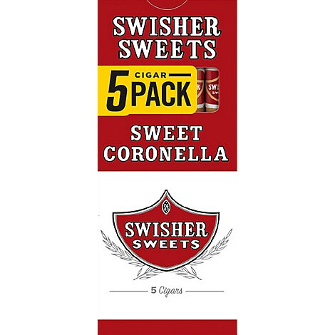 Swisher Sweets Coronella - 5 Count