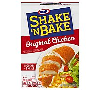 Shake N Bake Seasoned Coating Mix Original Chicken - 4.5 Oz