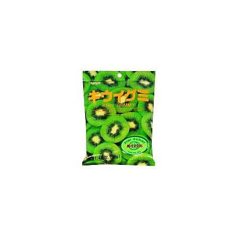 Kasugai Gummy Candy Kiwi - 3.77 Oz