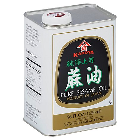Kadoya Oil Sesame Pure - 56 Oz