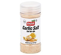 Badia Garlic Salt - 4.5 Oz