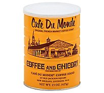 Cafe Du Monde Coffee - 15 Oz