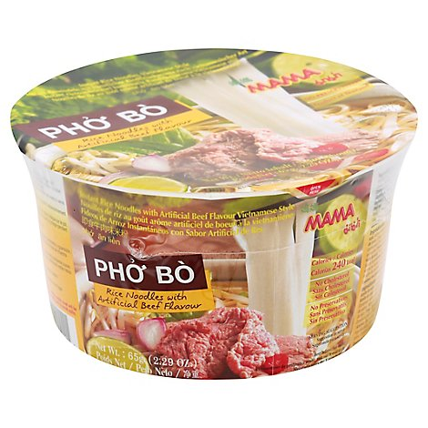 Mama Pho Bo Bowl - 2.29 Oz