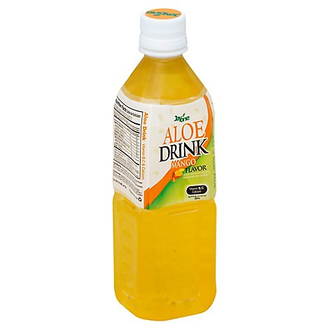Jayone Aloe Juice Mango - 16.9 Oz