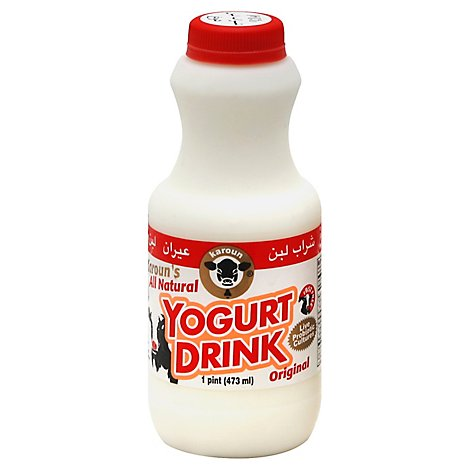 Karoun Original Yogurt Drink - 1 Pint