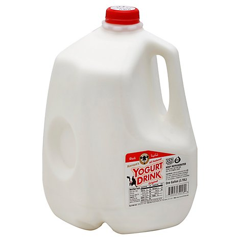 Karoun Original Yogurt Drink - 1 Gallon