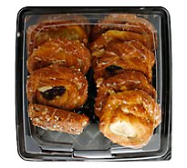 Fresh Baked Danish Variety 10 Count