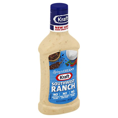 Kraft Dressing Southwest Ranch - 15.8 Fl. Oz.