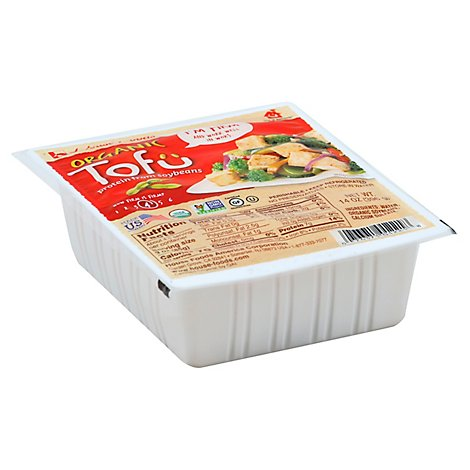 House Organic Tofu Firm - 14 Oz