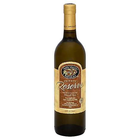 Napa Valley Naturals Olive Oil Reserve Extra Virgin Private - 25.4 Fl. Oz.