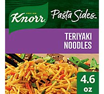Knorr Asian Sides Lo Mein Teriyaki Noodle Pouch - 4.6 Oz