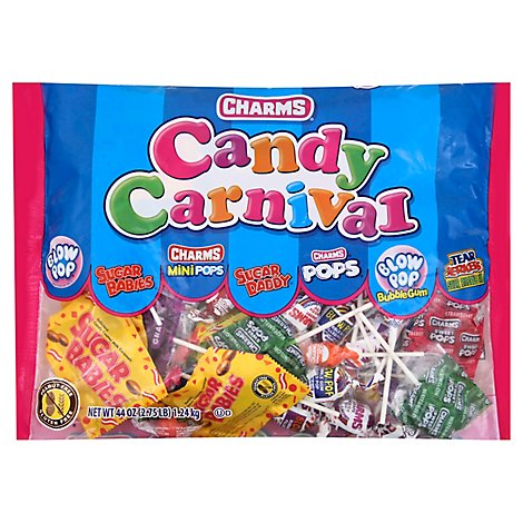 Charms Candy Carnival - 44 Oz