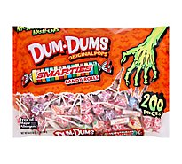 Dum Dums Candy Monster Mash Up - 200 Count