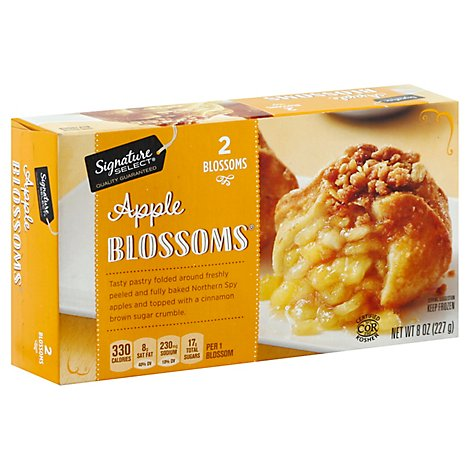 Signature SELECT Blossoms Apple 2 Count - 8 Oz