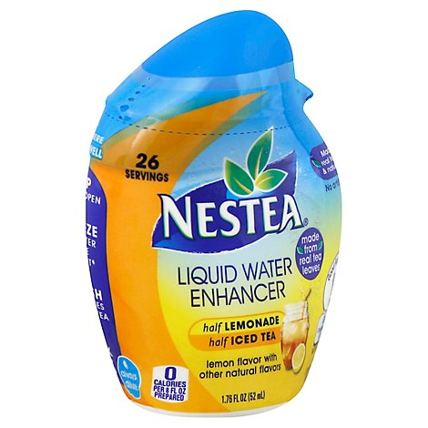 Nestea Liquid Water Enhancer Half Lemonade Half Iced Tea - 1.76 Fl. Oz.