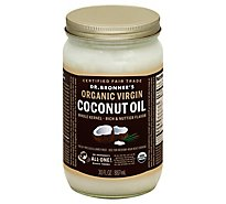 Dr. Bronners Coconut Oil Virgin Magic All-One! Fresh-Pressed - 30 Fl. Oz.