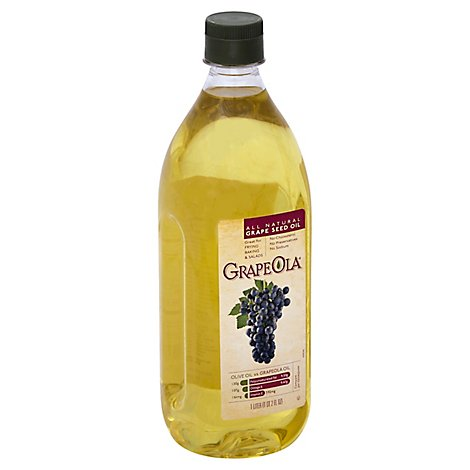 GrapeOla Grape Seed Oil - 34 Fl. Oz.