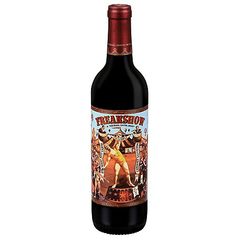 Michael David Wine Cabernet Sauvignon Freakshow - 750 Ml