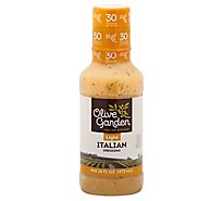 Olive Garden Dressing Restaurant Recipe Light Italian - 16 Fl. Oz.