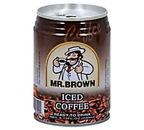 Mr. Brown Iced Coffee - 8.12 Oz