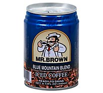 Mr Brown Blue Mountain Coffee - 8.12 Oz