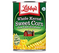 Libbys Corn Whole Kernel Sweet - 15 Oz