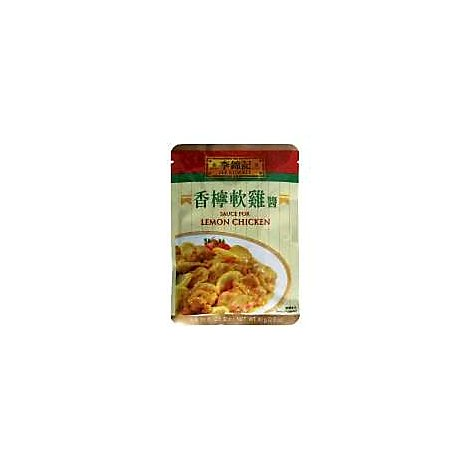 Lee Kum Kee Ready Sauce Lemon Chicken Sleeve - 2.52 Lb