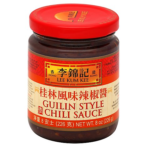 Lee Kum Kee Guilin Chili Sauce - 10.96 Lb